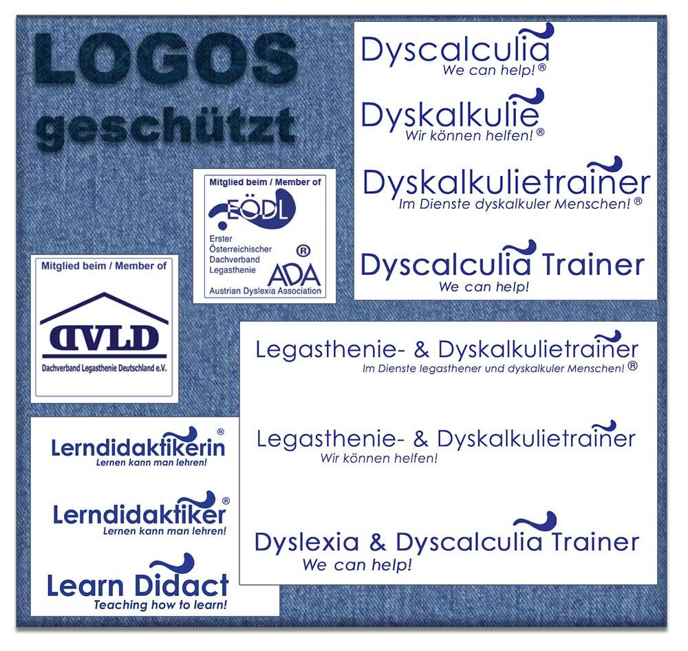 Geschuetzte Logos